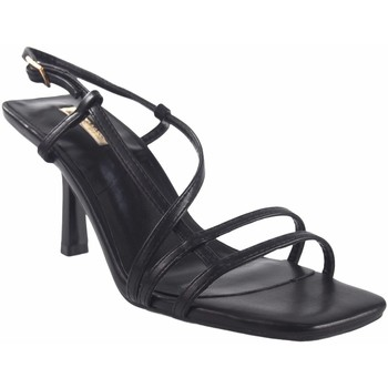 Schuhe Damen Sandalen / Sandaletten Bienve Zeremonie Dame  1jb-0317 schwarz Schwarz