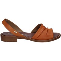 Schuhe Damen Sandalen / Sandaletten Valleverde 16036 BRANDY