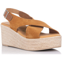 Schuhe Damen Sandalen / Sandaletten Zapp 4722 Braun
