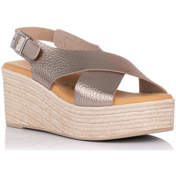 Schuhe Damen Sandalen / Sandaletten Zapp 4722 Gold