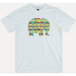 Kleidung Herren T-Shirts Trendsplant NAVAJO 029940MNAV Weiss