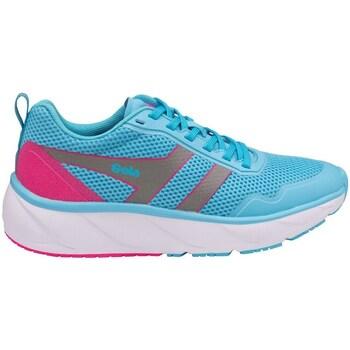 Schuhe Damen Fitness / Training Gola Typhoon Road Hellblau