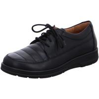 Schuhe Herren Derby-Schuhe Ganter Schnuerschuhe Hugo 25753101000 schwarz