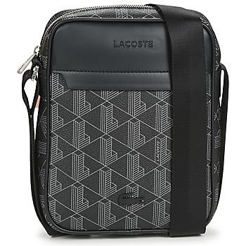 Taschen Herren Geldtasche / Handtasche Lacoste THE BLEND Schwarz