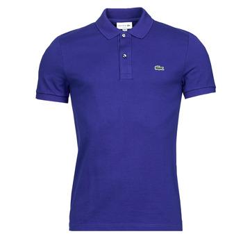 Kleidung Herren Polohemden Lacoste POLO SLIM FIT PH4012 Blau / Roi