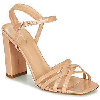 Schuhe Damen Sandalen / Sandaletten Jonak CATLINE Beige