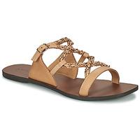 Schuhe Damen Sandalen / Sandaletten Jonak IVANA Beige
