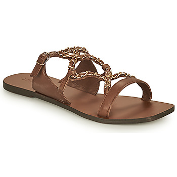 Schuhe Damen Sandalen / Sandaletten Jonak IVANA Braun