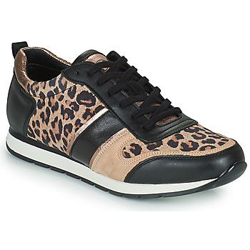Schuhe Damen Sneaker Low Betty London PARMINE Schwarz
