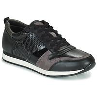 Schuhe Damen Sneaker Low Betty London PERMINE Schwarz