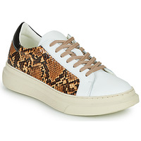 Schuhe Damen Sneaker Low Betty London PAROLE Weiss