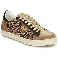 Schuhe Damen Sneaker Low Betty London PERMINA Braun