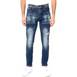 Kleidung Herren Slim Fit Jeans True Rise Slim Jeans Blau