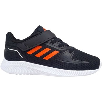 Schuhe Kinder Laufschuhe adidas Originals Runfalcon 20 I Schwarz