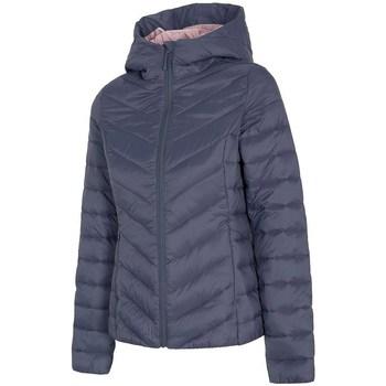 Kleidung Damen Daunenjacken 4F KUDP004 Dunkelblau