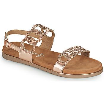 Schuhe Damen Sandalen / Sandaletten Marco Tozzi BLERINA Rose