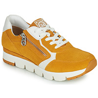 Schuhe Damen Sneaker Low Marco Tozzi NERIANA Gelb