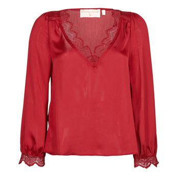 Kleidung Damen Tops / Blusen Moony Mood ABITAIN Rot