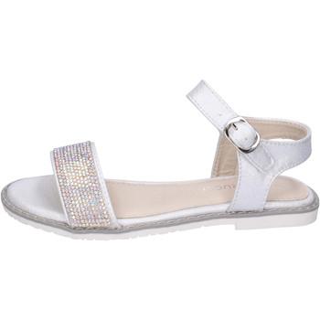 Schuhe Mädchen Sandalen / Sandaletten Fiorucci BH173 Silber