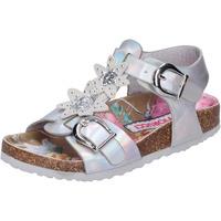 Schuhe Mädchen Sandalen / Sandaletten Fiorucci BH174 Silber