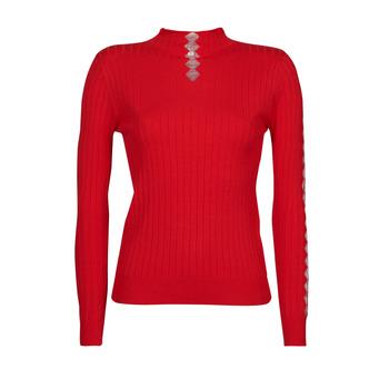 Kleidung Damen Pullover Moony Mood PABJATO Rot