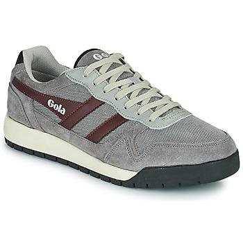 Schuhe Herren Sneaker Low Gola GOLA TREK LOW Grau / Bordeaux