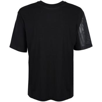 Kleidung Herren T-Shirts Bikkembergs  Schwarz