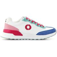 Schuhe Damen Sneaker Low Ecoalf PRINCE Multicolor