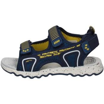 Schuhe Jungen Sandalen / Sandaletten Asso AG-12102 BLAU