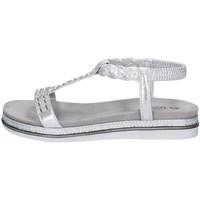 Schuhe Damen Sandalen / Sandaletten Inblu SA 28 SILBER