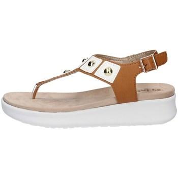 Schuhe Damen Sandalen / Sandaletten Inblu DV 17 KAMEL