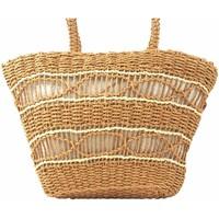 Taschen Damen Handtasche Bienve 55888 geröstet Braun