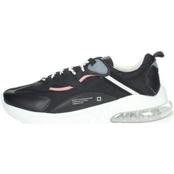 Schuhe Herren Sneaker Low Date AURA DOLMIAS Schwarz