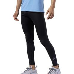 Kleidung Herren Leggings Reebok Sport DY8321 Schwarz