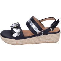 Schuhe Mädchen Sandalen / Sandaletten Solo Soprani BH183 Blau