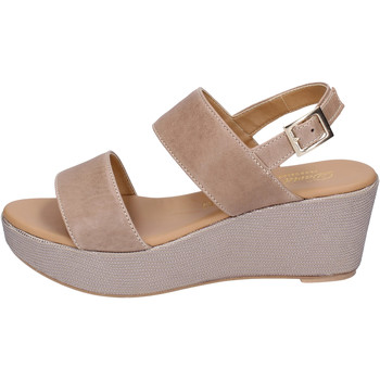 Schuhe Damen Sandalen / Sandaletten David Haron BH185 Beige