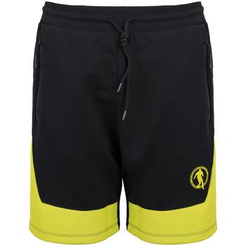 Kleidung Herren Shorts / Bermudas Bikkembergs  Schwarz