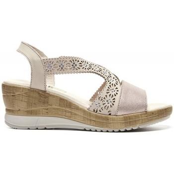 Schuhe Damen Sandalen / Sandaletten 24 Hrs 24 Hrs mod.21065 Rose