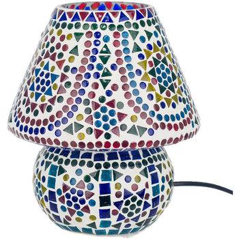 Home Tischlampen Signes Grimalt Lampe Multicolor