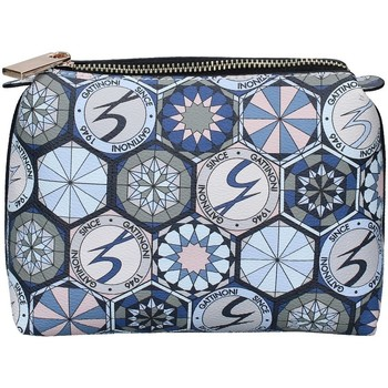 Taschen Damen Kosmetiktasche Gattinoni BINTD7643WW BLAU