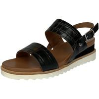 Schuhe Damen Sandalen / Sandaletten Ara Sandaletten 12-28204-01 schwarz