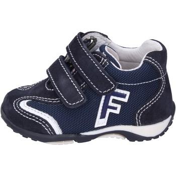 Schuhe Jungen Sneaker Low Falcotto BH198 Blau