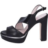 Schuhe Damen Sandalen / Sandaletten Codic&20 BH205 Schwarz