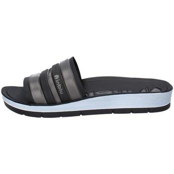 Schuhe Damen Pantoffel Inblu CP A25 SCHWARZ