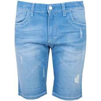 Kleidung Herren Shorts / Bermudas Bikkembergs  Blau