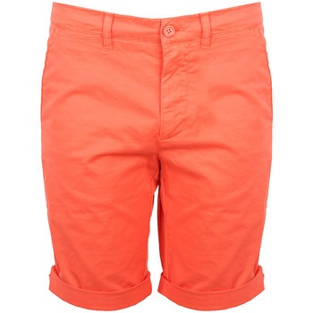 Kleidung Herren Shorts / Bermudas Bikkembergs  Orange