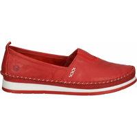 Schuhe Damen Slipper Cosmos Comfort Slipper Rot