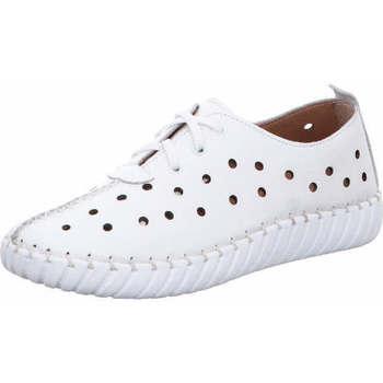 Schuhe Damen Derby-Schuhe Gemini  weiß