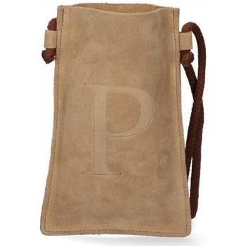 Taschen Damen Handtasche Luna Collection 57795 braun