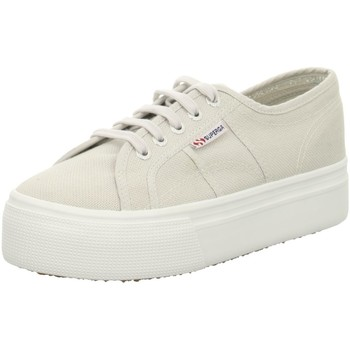 Schuhe Damen Sneaker Low Superga AcotW Linea S0001L0-G04 grau